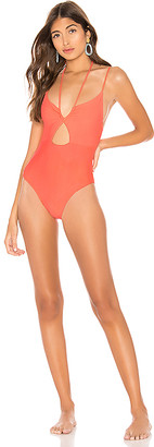 Lovers + Friends Tulip One Piece