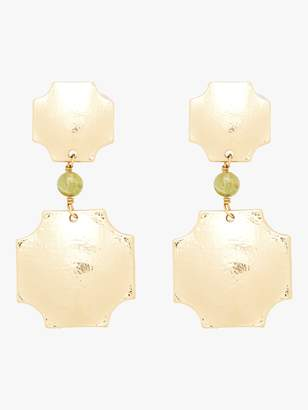 Stephanie Kantis Russet Large Earrings