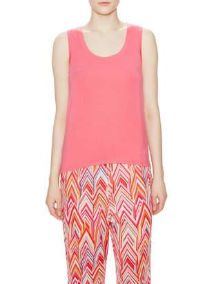 Josie Knit Tank With Shirttail