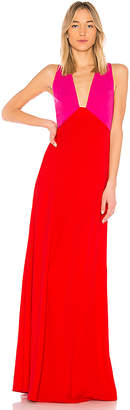 Jill Stuart JILL Jill by Color Block Gown