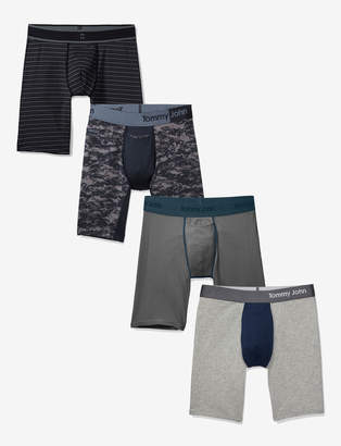 Tommy John Father's Day Boxer Brief Fabric Sampler