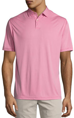 Peter Millar Featherweight Polo Shirt $75 thestylecure.com