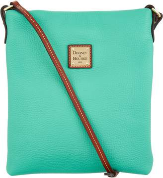 Dooney & Bourke Pebble Leather Small Dani Crossbody Handbag