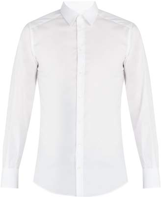Dolce & Gabbana Johnny stretch-poplin shirt