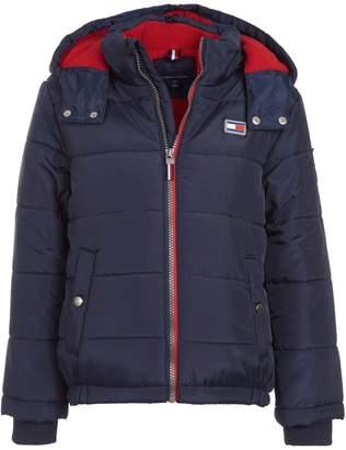 Tommy Hilfiger Boy's Steven Hooded Puffer Jacket