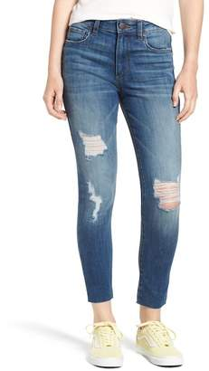 STS Blue Ellie Ripped High Rise Cropped Jeans (Lamont)