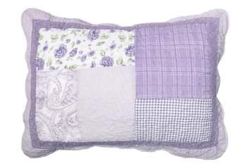 Donna Sharp Lavender Rose Standard Sham