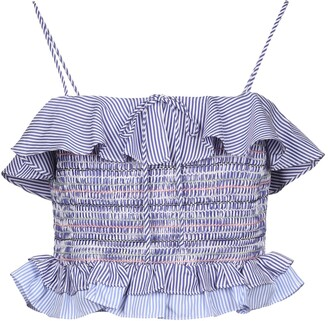 ENGLISH FACTORY Tops - Item 12233000WC