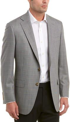 Hart Schaffner Marx Chicago Fit Silk & Wool-Blend Sport Coat