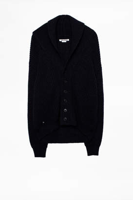 Zadig & Voltaire Wood Awa Cardigan