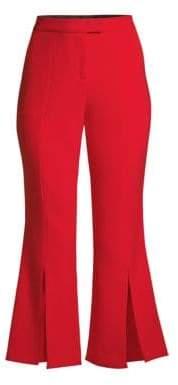 Robert Rodriguez Eva Cropped Flared Trousers