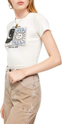 BDG Urban Outfitters Live By the Sun Graphic Tee