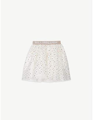 Billieblush Billie Blush Glitter polka-dot mesh tutu skirt 4-12 years