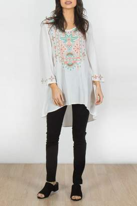 Monoreno Hi-Low Tunic