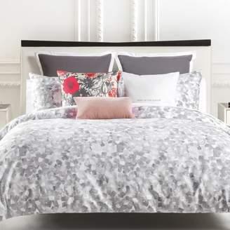 Kate Spade Inky Floral Duvet Cover Set, Full/Queen