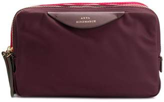 Anya Hindmarch stack triple make-up pouch
