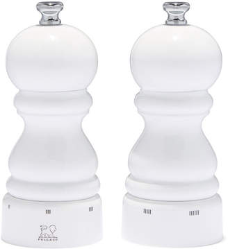 Peugeot Lacquered Salt & Pepper Mill Set