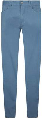 Canali Cotton Trousers