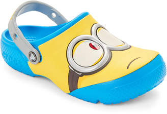 Crocs Toddler/Kids) Ocean Fun Lab Minions Clogs