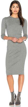 Bella Luxx クロスリブセータードレス
