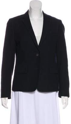 Hartford Wool Structured Blazer
