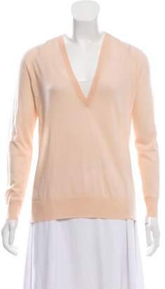Proenza Schouler Wool V-Neck Sweater