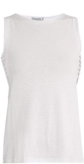 TRACK & BLISS Wanderer perforated perfomance tank top