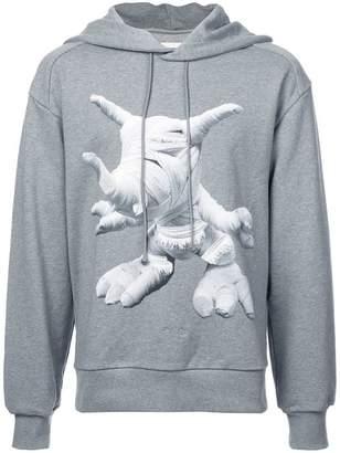 Juun.J mummy hoodie