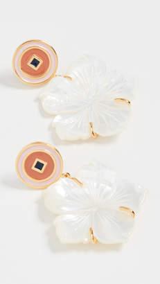 Lizzie Fortunato Monte Carlo Earrings