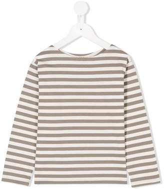 Amelia Milano striped crew neck T-shirt