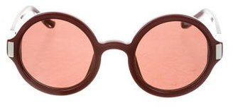 The Row Oversize Tinted Sunglasses w/ Tags