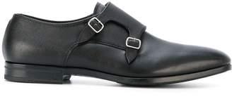 Fabi monk strap shoes