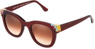 Thierry Lasry Chromaty 5090 Square Plastic Sunglasses