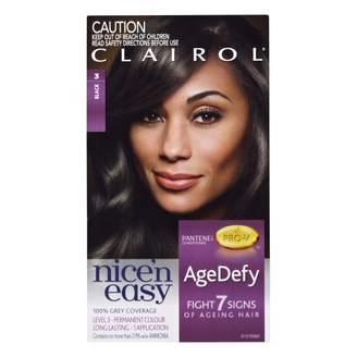 Clairol Nice'n Easy Age Defy Permanent Hair Colour 3 Black 1 pack