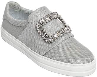 Roger Vivier 20mm Sneaky Viv Neoprene Slip-On Sneaker