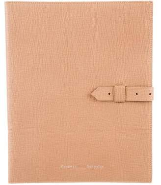 Proenza Schouler Textured Leather Tablet Case
