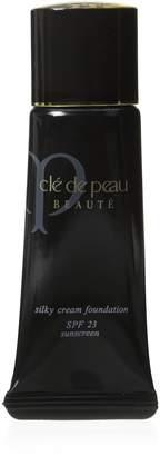 Clé de Peau Beauté Silky Cream Foundation SPF 23 Sunscreen, I10, 25ml/1 Oz
