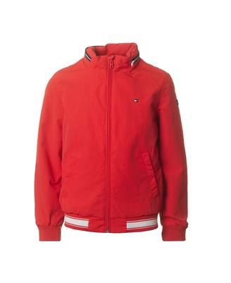 Tommy Hilfiger Lightweight Concealed Hood Jacket