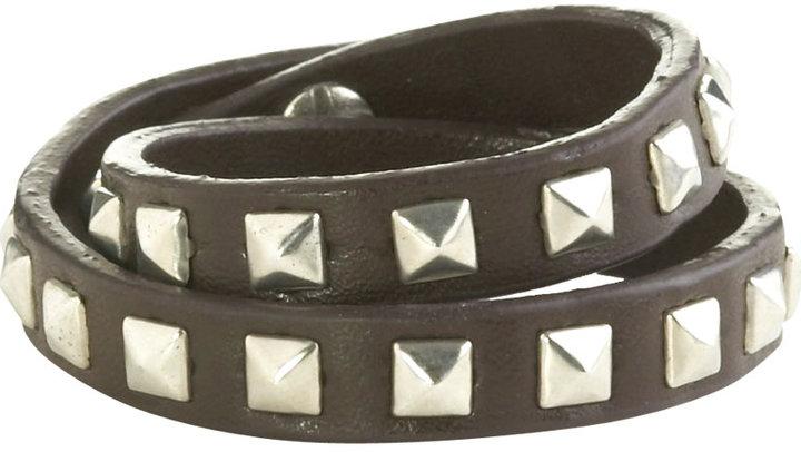 Stud Wrap Bracelet