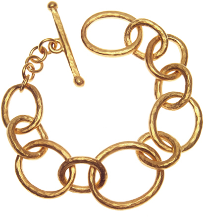Evelyn Knight Chain Link Bracelet