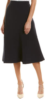Rebecca Taylor Solid Suit Skirt