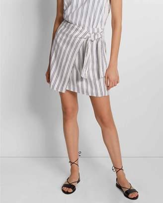 Club Monaco Mairead Striped Skirt