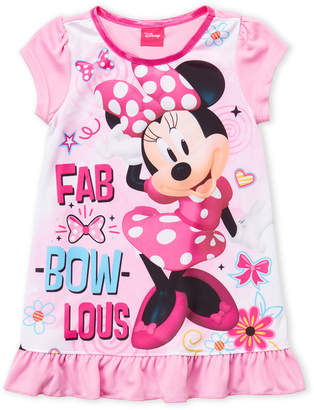 Disney Toddler Girls) Minnie Mouse Nightgown