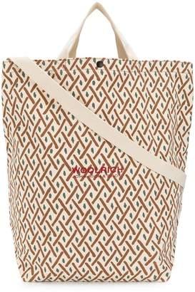 Woolrich large tote bag