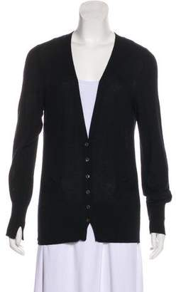 Marc Jacobs Cashmere Button-Up Cardigan