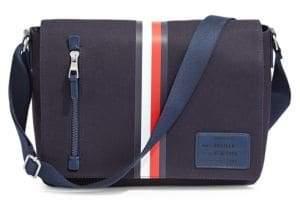 Tommy Hilfiger Harrison Canvas Messenger Bag