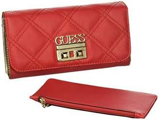 GUESS Status Large Flap Organizer Wallet