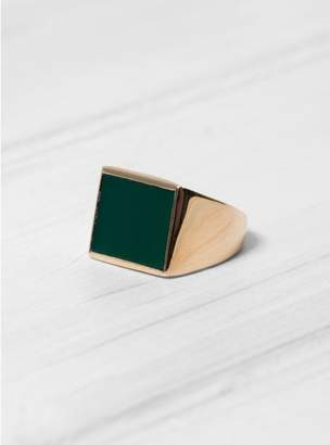 Helena Rohner Square Signet Ring