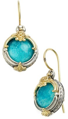 Women's Konstantino 'Iliada' Doublet Drop Earrings $875 thestylecure.com