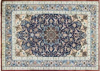 """One Kings Lane Vintage Persian Isfahan Rug - 3'3"""" x 4'8"""" - Eli Peer Oriental Rugs"""